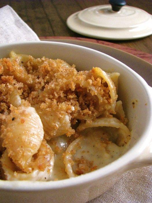 Single girl mac'n'cheese! | Food -- Dinner | Pinterest