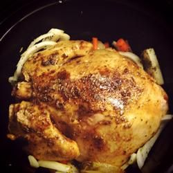 "Baked Slow Cooker Chicken | Great tip from Christi-""If you want to ..."