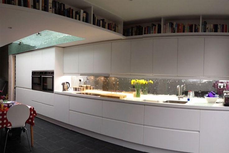 Best Luca Matt White Kitchen Kitchen Pinterest 400 x 300