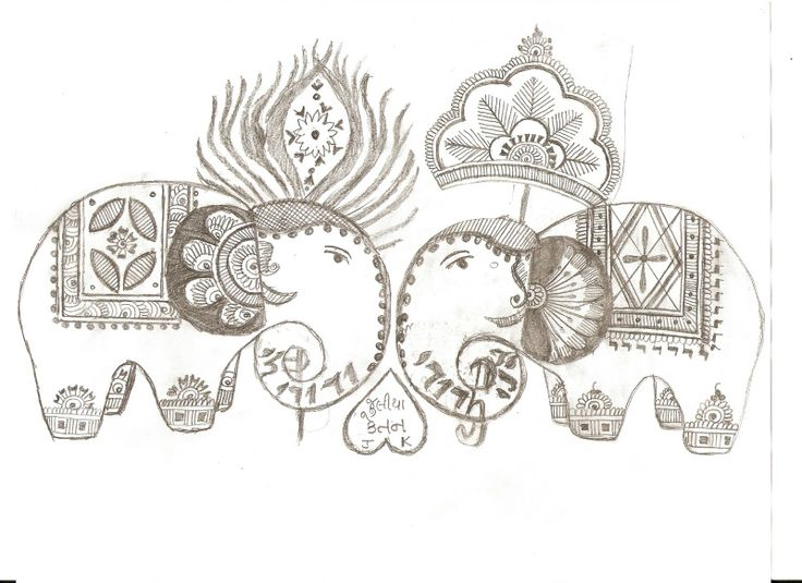 Free paisley designs coloring pages for Paisley elephant coloring pages