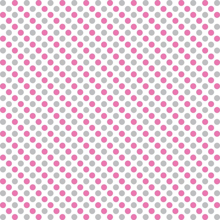 Gray And Pink Chevron Background White gray pink chevron dots Hot Pink ...