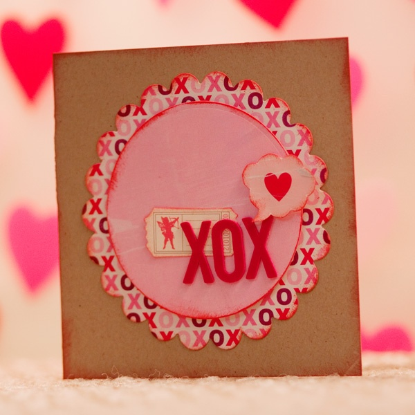 valentine's day diy cards for him