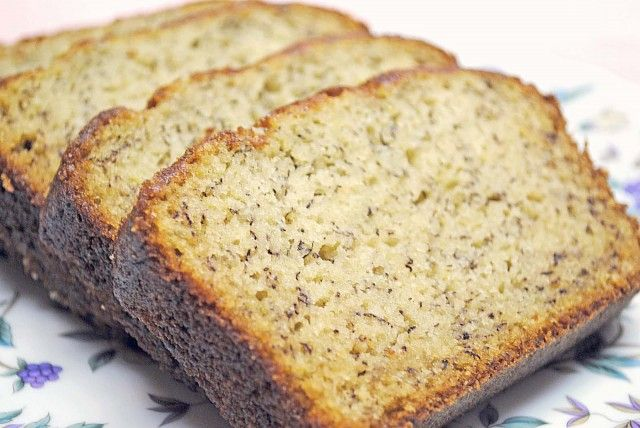 Sour Cream Banana Bread | Food and drink :) | Pinterest