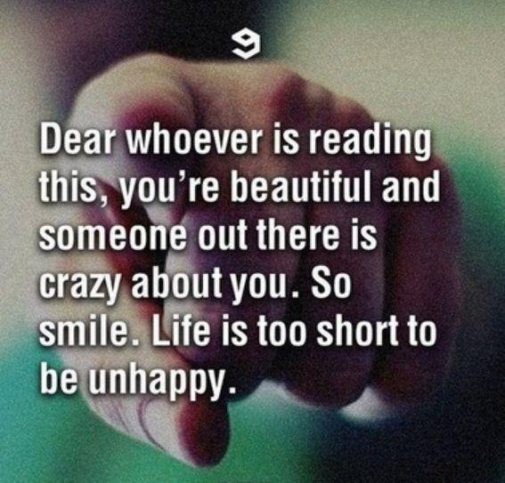 Hey! Youre beautiful.  Quotes  Pinterest