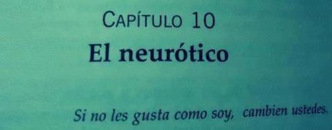 El neurótico