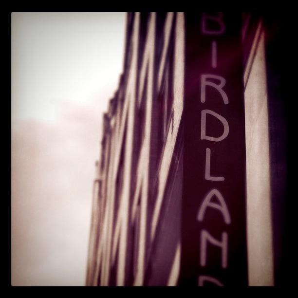 Birdland Jazz Club, NYC