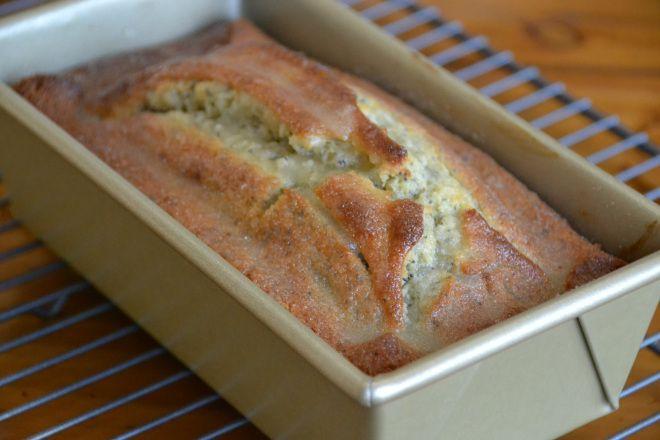 Lemon Poppy Seed Bread with Lemon Glaze | my recipes {sallycooks.com ...