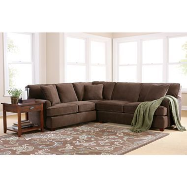 Pin by elora hutchins on home ideas pinterest for Sectional sofas jcpenney