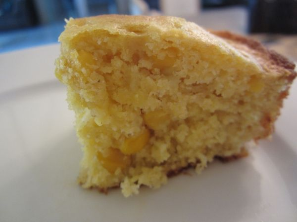 Healthy Corn Bread (Sub Honey or Pure Maple Syrup for the Sugar and ...