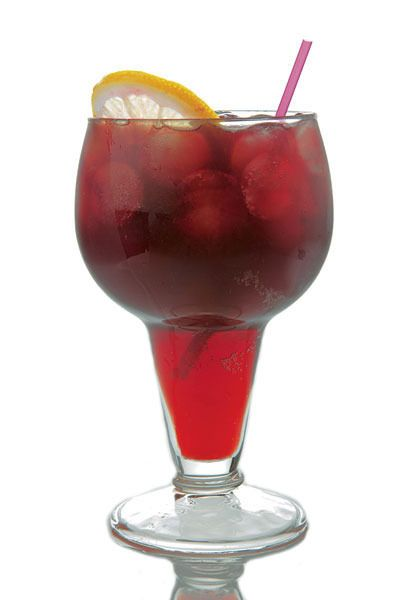 Kalimotxo by Saveur. Some say the secret to mixing cola and red wine ...