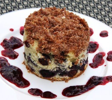 Blueberry Crumb Coffee Cake | Cooking Dunkin Style - Cooking Website ...