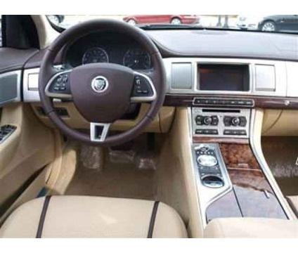 Jaguar XF 2012 Portfolio Interior