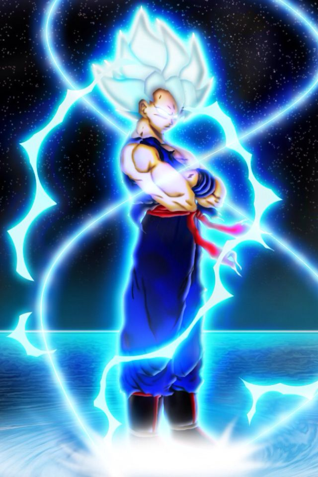 Goku Super Saiyan 10 | Dragon Ball Z | Pinterest
