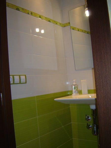 Baño Azulejos Pequenos:Reforma BAños Pequeños