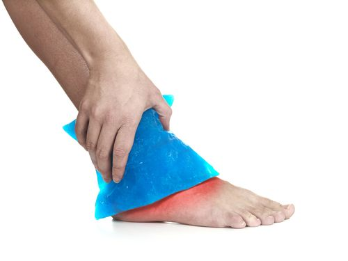 Ankle Spains: Symptoms, Treatment, Prevention
