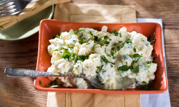 Deviled Egg Potato Salad | Recipe