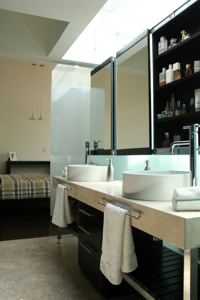 Mueble Baño Elegante:Mansiones De Lujo