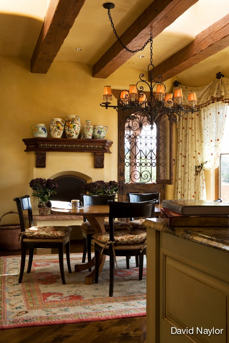 Old World Italian Kitchen For The Home Pinterest