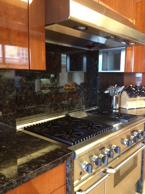 black granite backsplash 4 my kitchen lovely kitchen design using