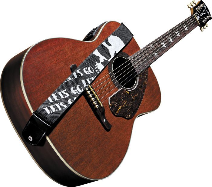 Fender tim armstrong hellcat acoustic electric guitar my first