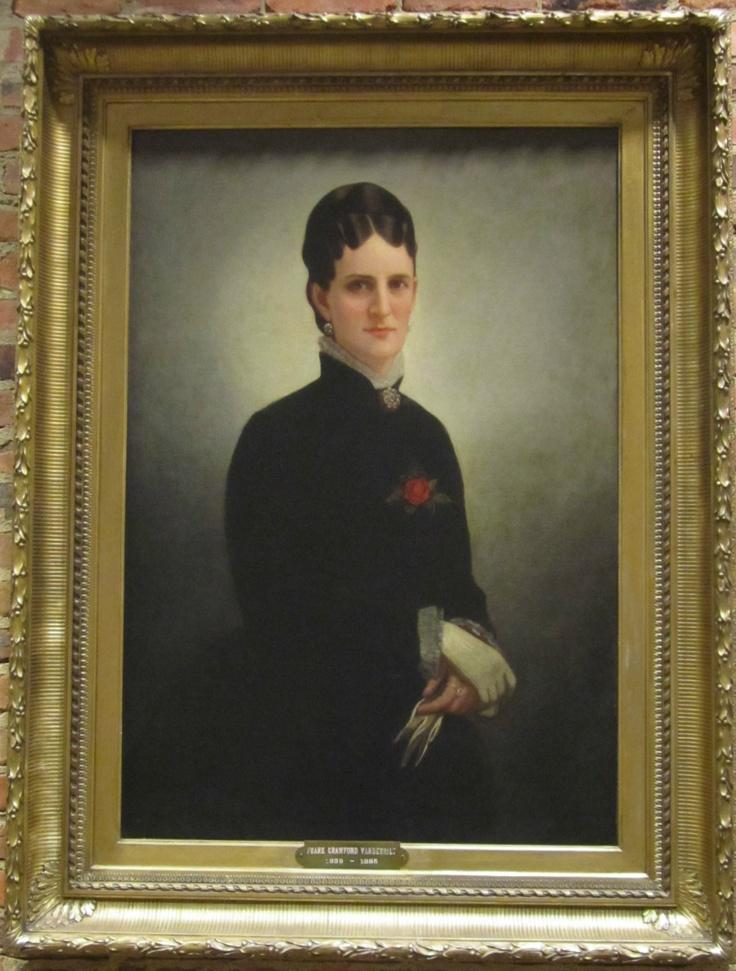 Vanderbilt  my first cousin  second wife to Commodore CorneliusCornelius Vanderbilt Wife