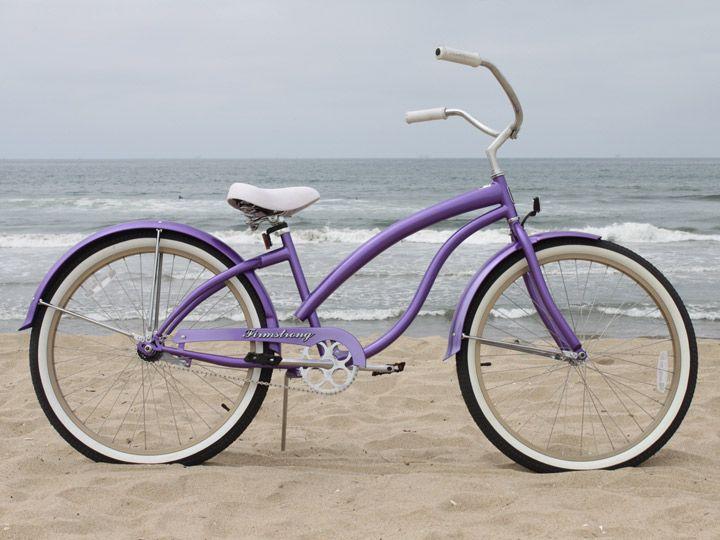 Purple Beach Cruiser  My Quotwantsquot List  Pinterest