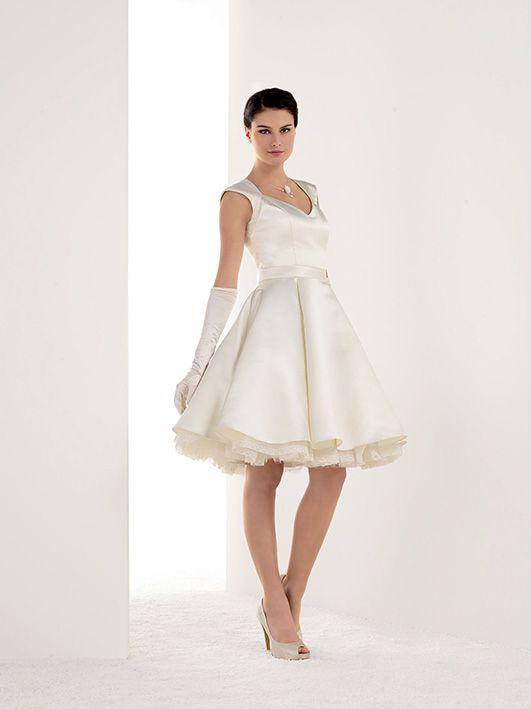 Robes de mariée Melle Ines  Wonderfull Wedding Dresses/Short/Mid  P ...