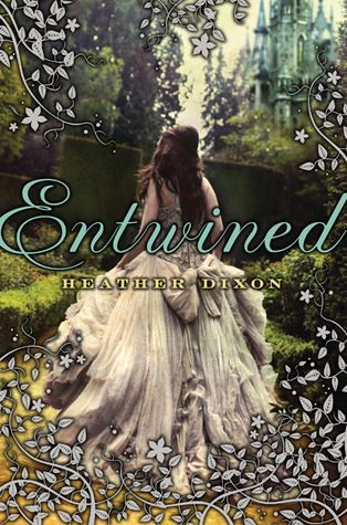 Entwined - my daughter's friend recommended the book.  It was very good.  A princess book with magic, action and suspense.
