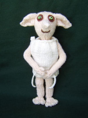 Knitting Pattern For Dobby The House Elf : Free Dobby the House Elf Knitting Pattern - Yahoo! Voices ...