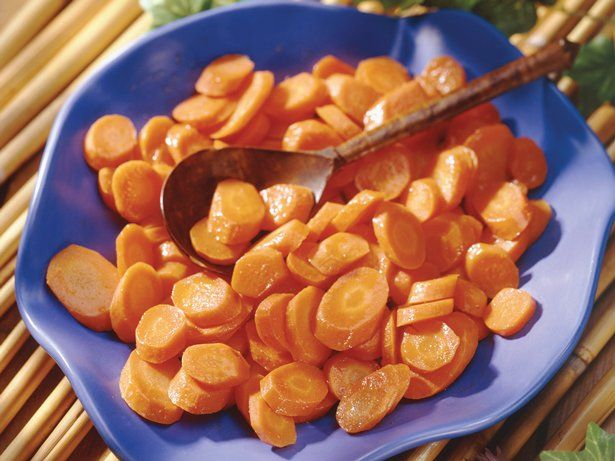 Ginger-Glazed Carrots | Recipe