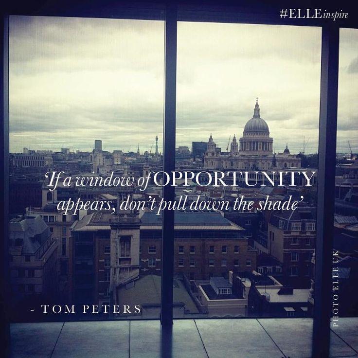 Window of opportunity design window of opportunity for Window of opportunity