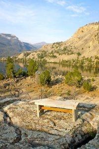 Hilltop Chapel Ring Lake Ranch Wyoming