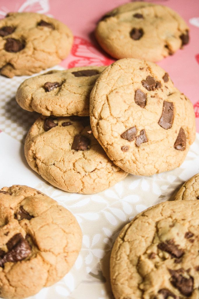 Butterscotch Chocolate Chunk Cookies | Food - Sweet Treats | Pinterest
