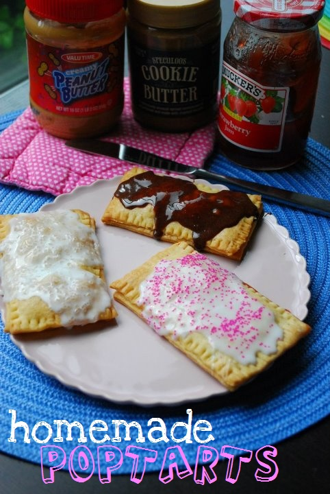 Homemade pop tarts | Hungry Happens | Pinterest