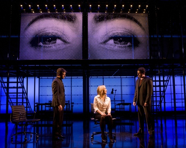 Next to Normal. I saw it in Chitown this past Summer.