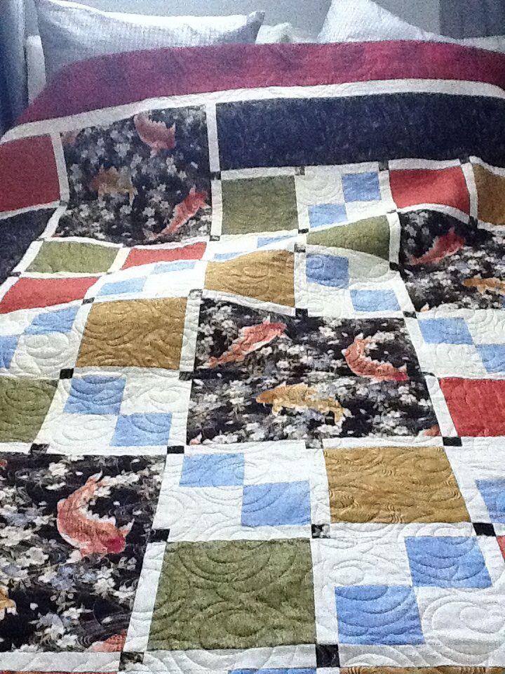 Big Easy quilt pattern   Quilting   Pinterest