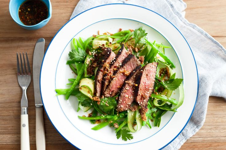 This lamb dish is packed with intense flavour and great texture from ...
