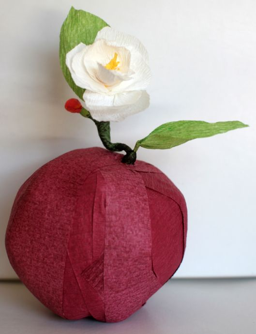 Apple Surprise Ball | Go Ahead, Make Me | Pinterest