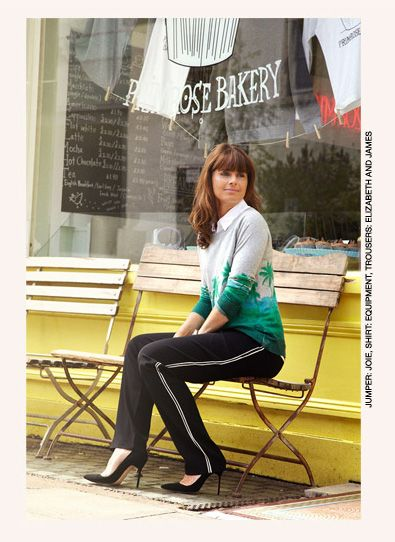 Inslee Haynes F Style Pinterest