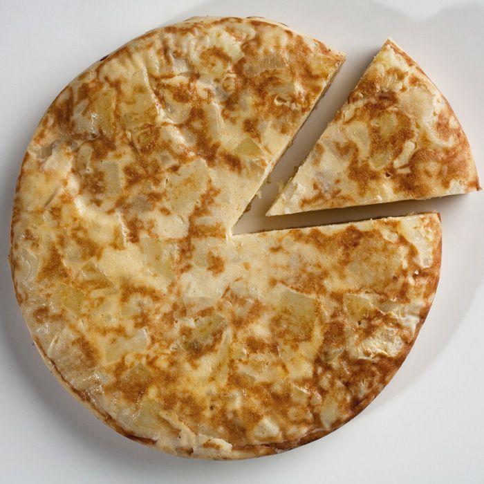 Tortilla de Patatas (Potato Omelet) | Recipe