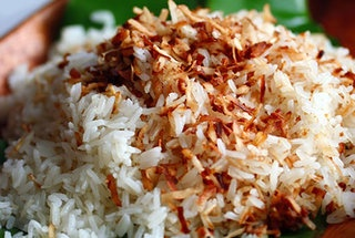 Perfectly Cooked Coconut Jasmine Rice without a Rice Cooker -- i'll ...