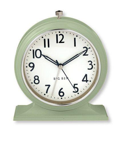 1931 big ben alarm clock. Black Bedroom Furniture Sets. Home Design Ideas