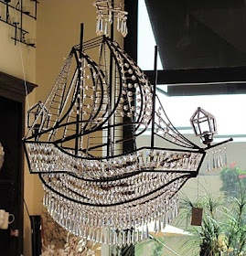 Image Result For Pirate Ship Chandelier Z Gallerie