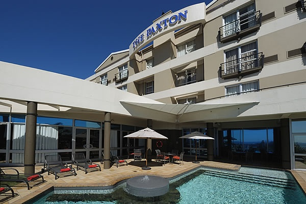 The Paxton Hotel, situated in Port Elizabeth.  (www.paxton.co.za)