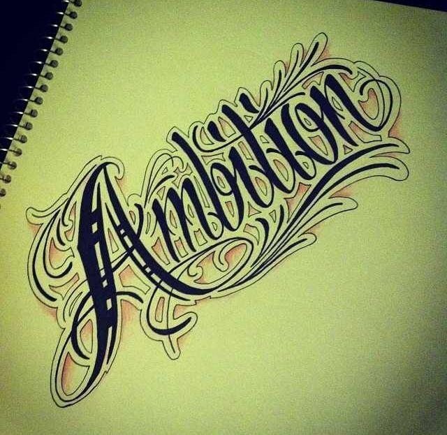 Ambition Tattoo Quotes. QuotesGram