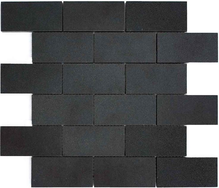 Basalt Mosaic Subways 2x4