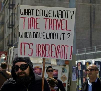 Occupy the future