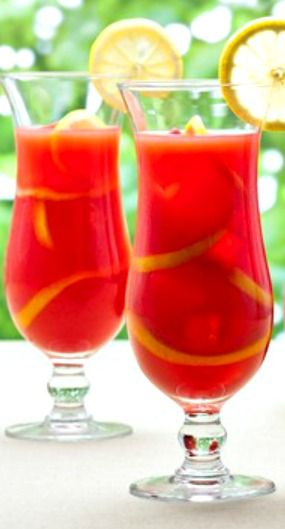 Classic Spanish Sangria Recipe | Happy Hour ♥ adult drinks and more ...