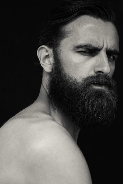 Beards. Men. The Look.