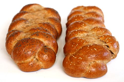 Whole Wheat Challah (adapted slightly from Peter Reinhart's Whole ...